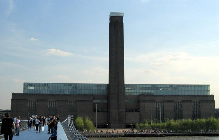 Herzog & de Meuron are in town! Building on history or Discovering the Tate Modern