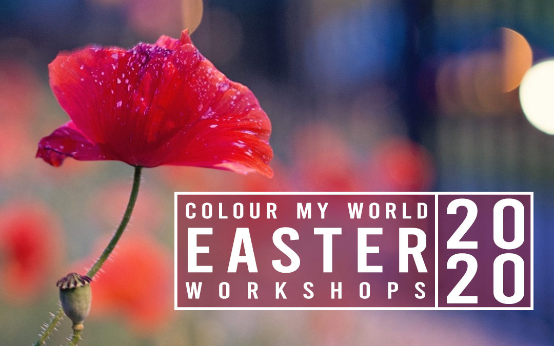 Colour My World Easter Workshop 2020