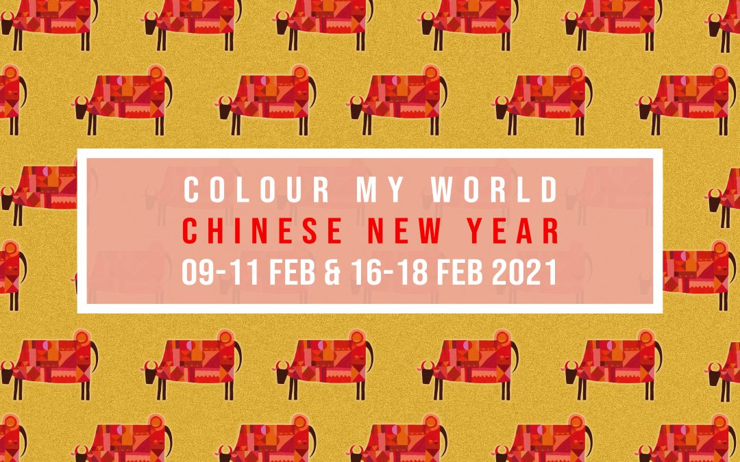 Colour My World Chinese New Year Workshop 2021