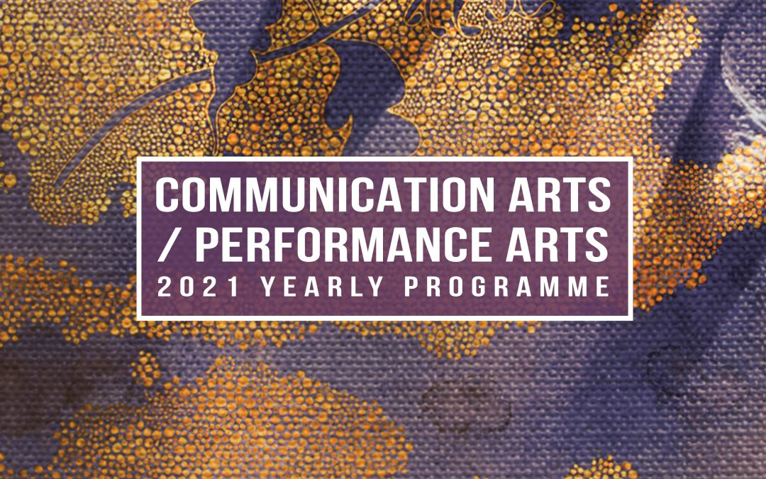 Colour My World Performance & Communication Arts Guide 2021